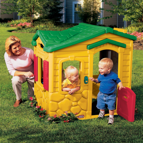 Kids Doorbell Magic Playhouse